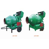 China Portable JZC350 Electric Engine Concrete Mixer on Sale on sale