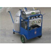 China SUS Plastic Buckets Portable Milking Machine  For Cows , Goats / Sheep on sale