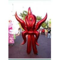 2.6m Oxford Stage Decoration Beautiful Wearable Moving Inflatable Wing Manufactures
