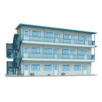 Light Steel Frame Factory container with High Quality (JF 0008)