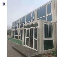 China 2018 new Factory price Steel Building Kits Prefabricated Houses Villa on sale