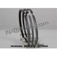 Engine Piston Ring Kits For NISAN PD6 / PD6T Excavator Parts 12010-96007 12011-T9313 Manufactures
