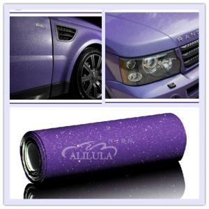 Fashion peal car vinyl paper sticker brilliant diamond vinyl wrap for auto Manufactures
