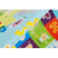 China Large Foam Baby Play Mat Wear Resistant , Non Toxic Foam Play Mat Safety wholesale