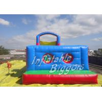 China PVC Rental Interactive Inflatable Games / Obstacle Course Inflatables For Rent wholesale