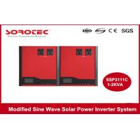 40A PWM Solar Charger Inverter , Off - Grid Modified Power Inverters for Fridge Manufactures