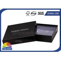 Full Color Printed Custom Paper Gift Box Rigid Setup Boxes with Recycled Chipboard Manufactures