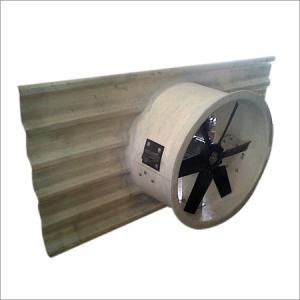 High Quality Fiberglass Exhaust Fan (Newest Model) Manufactures