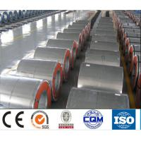 China 600 - 1570mm Width Galvanized Steel Strip , Prepainted Galvalume Steel Coil AZ150 on sale