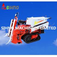 Farm Machinery Half Feed Mini Rice Wheat Combine Harvester for Sales,whatsapp+86-15052959184 Manufactures