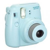 China Light Weight Blue Fujifilm Instax Mini 8 Instant Film Camera for girls on sale