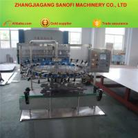 Overturn 180 Degree Automatic Plastic Bottle Washing Machine Cleaner Manufactures