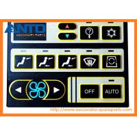 China 24V Air Conditioner Control Panel Excavator AC Control Panle  VOE14513653  14513653 For Volvo EC160 on sale