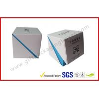 Foldable Card Board Packaging , Tea Bag Coffee Bag Paper Box  With Spot UV Manufactures