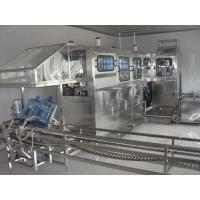 Buy cheap QGF 240 5 Gallon bottle rinsing filling capping 3-in-1 machine from wholesalers