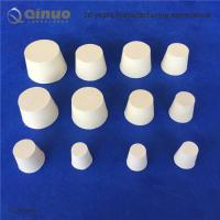 Tapered Rubber Bung Laboratory Solid Test Tube Hollow Plug Intake Hose Silicone Stopper Manufactures