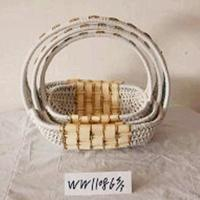 China Small Wicker Gift Baskets on sale