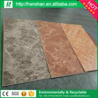 China Waterproof SPC Click  flooring 3.2mm 4.0mm 5.5mm 6.5mm From Hanshan Floor wholesale