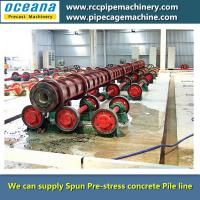 Centrifugal concrete Pile Manufactures