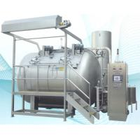 Buy cheap High Temperature Fabric Dyeing Machine , Stainless Steel Overflow Dyeing Machine from wholesalers