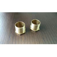 Buy cheap Brass Male  Bush/Copper Bushing/Electrical Conduit Bushing Hex Head Threaded from wholesalers