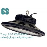 Buy cheap Black Body Led Highbay Lighting / 6500k Led High Bay Replacement Bulbs from wholesalers