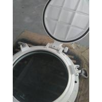 Bolted Type Openable Marine Porthole Marine Windows Side Scuttle With Storm Cover
