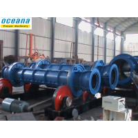 Buy cheap Agricuitural Irrigation pipe diameter 300-1600mm,length 2-4meter Centrifugal Spinning Concrete Pipe making Machine from wholesalers