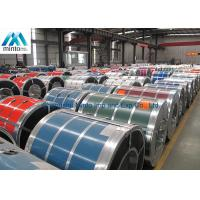 China Aluminum 430 Stainless Steel Sheet Coil Hot / Cold Rolled EN573-1 Anti Corrosion on sale