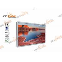 China Android System Digital Signage LCD Touch Screen Kiosk High Brightness Floor Standing on sale