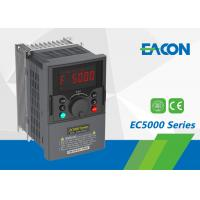 400W 220V Frequency Converter 50hz To 60hz 3 Phase AC Drive For Industrial Motors Manufactures