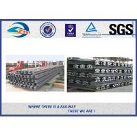 China American Standard stainless steel rails 900A Material ASCE40 115RE wholesale
