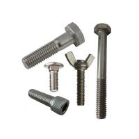 China 4.8 Grade Bolts and Nuts on sale