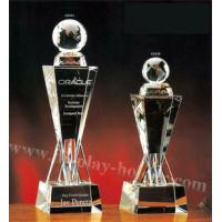 Original Crystal Award for business gift Manufactures