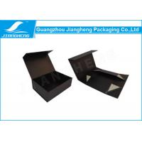 Personalized Collapsible Folding Packing Boxes Eco - Friendly With Logo Printing Manufactures