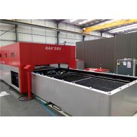 China CNC laser cutting machine for thin to medium - thick stainless steel processing on sale