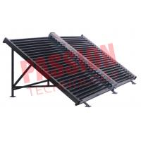 Three Layers Vacuum Tube Solar Collector For Large Heating Project OEM Available Manufactures
