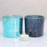 Customized Decoration Candle Container for Home/ Wedding/ Christmas