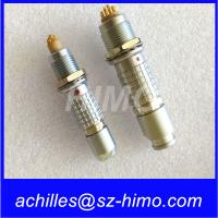 Buy cheap best supplier wholesale 14 Pin LEMO 1B Rapid Plug Lemo broadcast connector with 12v 2A power adapter from wholesalers