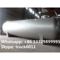 factory direct sale best price 80cbm LPG storage tanker for propane. 80,000L surface lpg gas storage tank for sale Manufactures