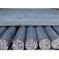 China AISI, ASTM HRB 400 Steel Rebar 6mm / Iron Rods For Construction wholesale