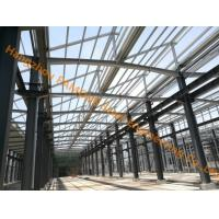Buy cheap Q345B or Q235B Industrial Shed Design Steel Structure Warehouse Prefabricated Building from wholesalers