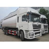 China SHACMAN F3000 Bulk Cement Truck  6x4 28m3 Cement Delivery Truck Steel Structure wholesale