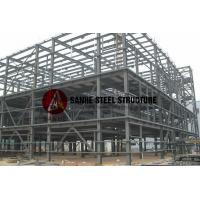 China Q345 light steel structure modular building metal construction on sale
