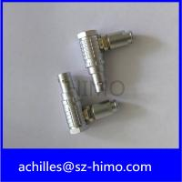 PHG male lemo 5 pin right angel connector Manufactures