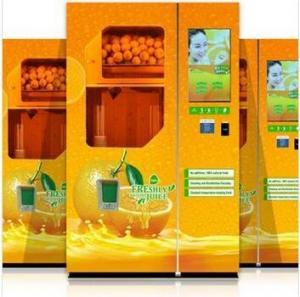 Fresh juice vending machine price Manufactures