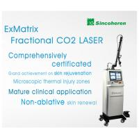 Buy cheap Beijing Sincoheren FDA K and Medical CE approved Fraxel frational Co2 laser with vaginal tips co2 laser facial from wholesalers