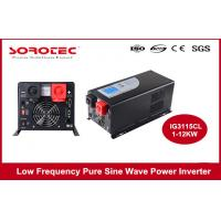 1-12KW Utility / Generator Sine Wave Power Inverter With Remote Control Function , CE ROHS Manufactures