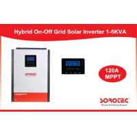 Wall Mounted Integrated Solar Power Inverter with Energy Storage 1-5KW Manufactures