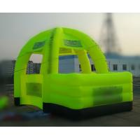 Hot Green PVC Inflatable Tent/Marquee For Business Show And Advertisement